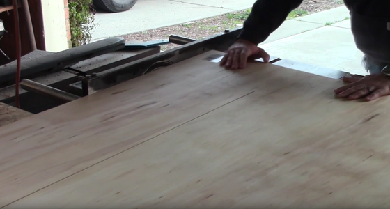 Rip Your Plywood.