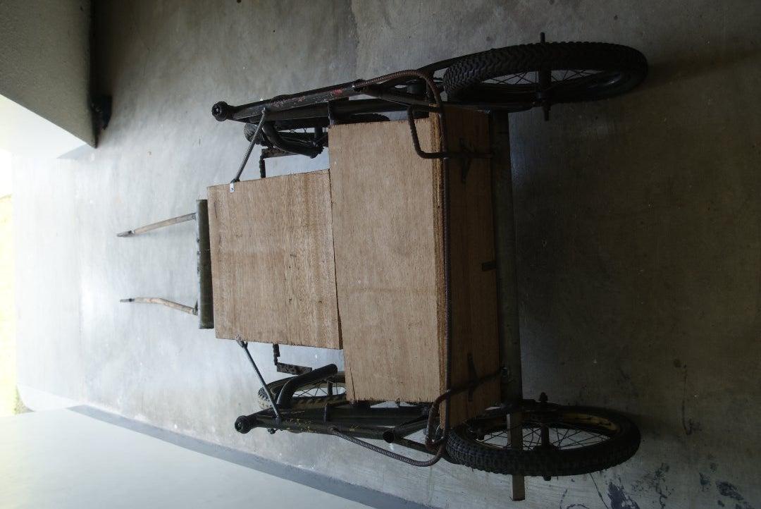 Doggy Bike Wagon