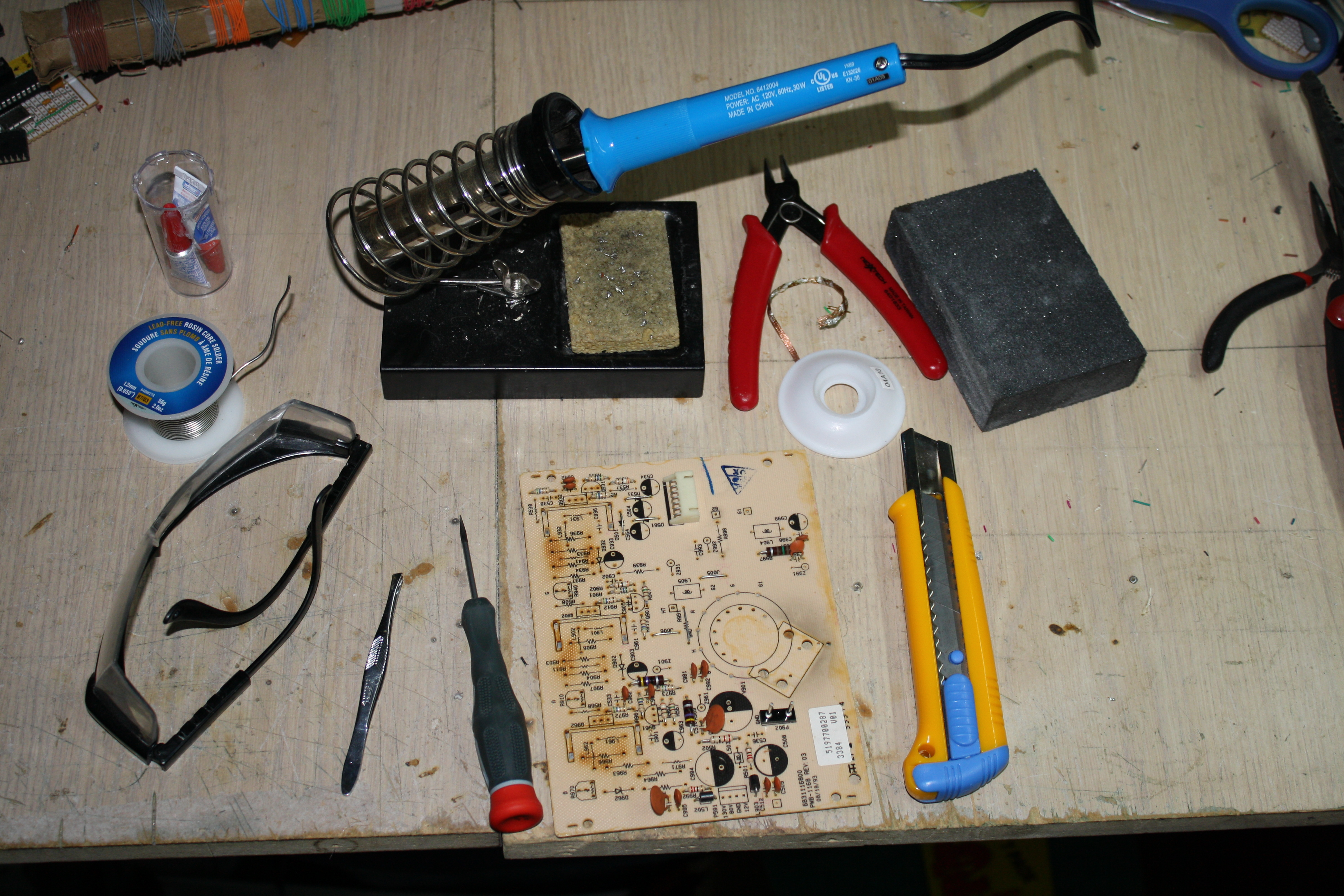 DIY circuit board creation