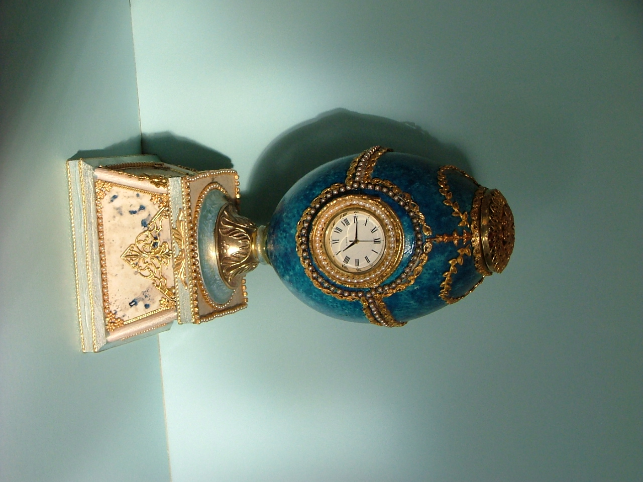 In the Style of Faberge by Joan Cutts MBE