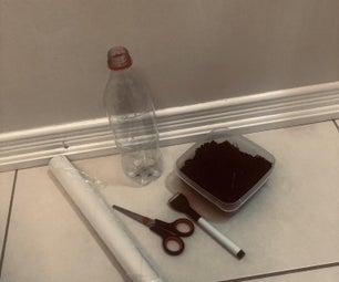 Simple & Easy Mini Greenhouse DIY