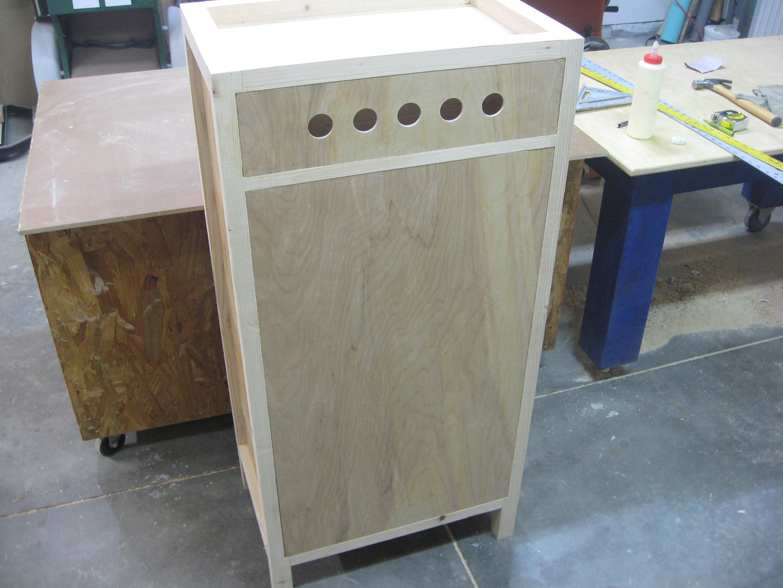 Install Back Panels