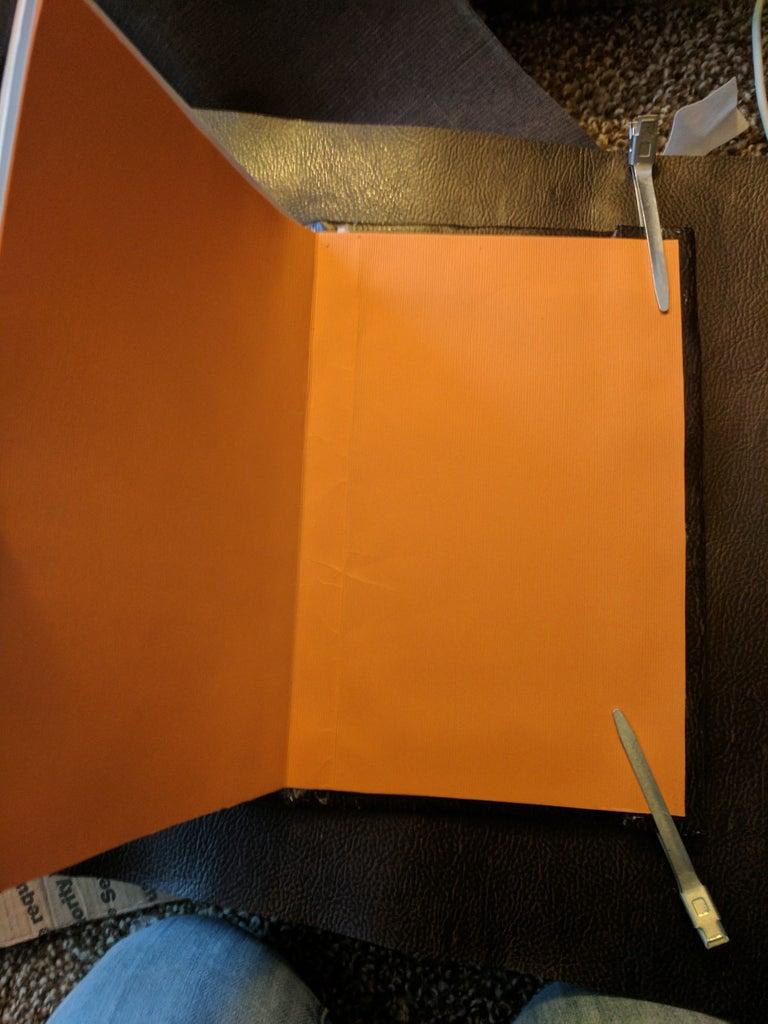 Inside Cover Paper