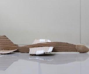 纸板滑翔机