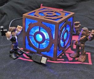 Holocron: Build a Star Wars Thumb Drive