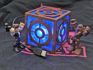 Holocron Build A Star Wars Thumb Drive 17 Steps With Pictures Instructables