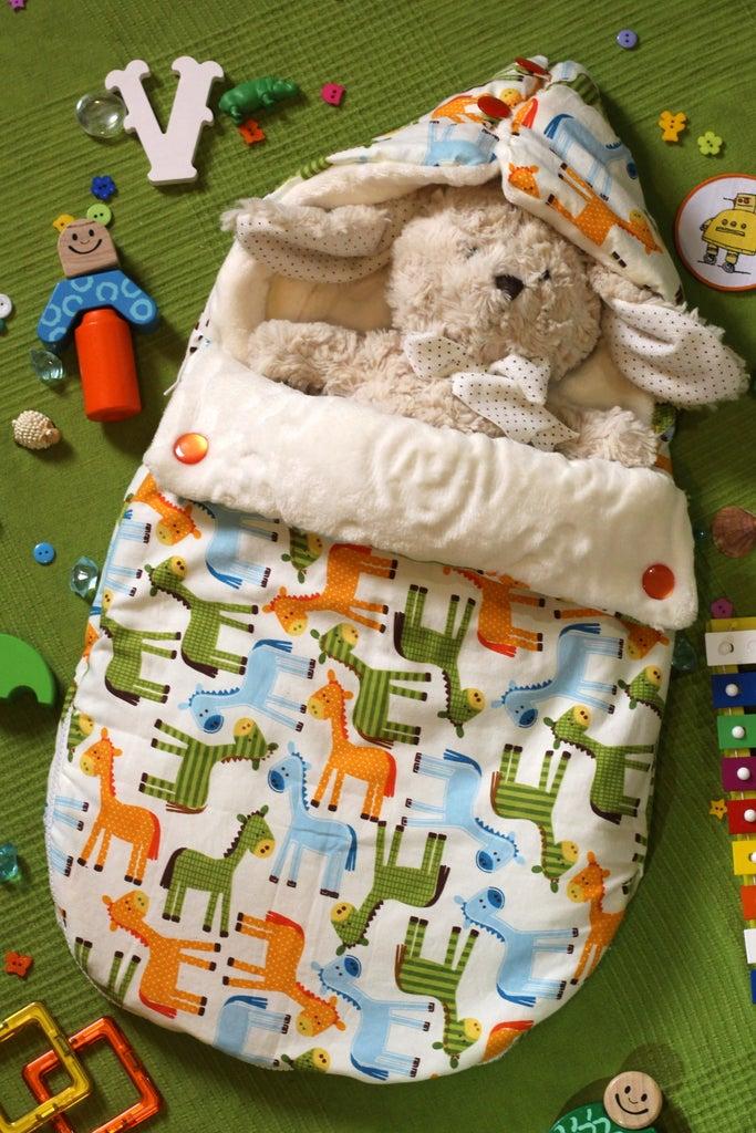 Supersoft Newborn Sleeping Bag