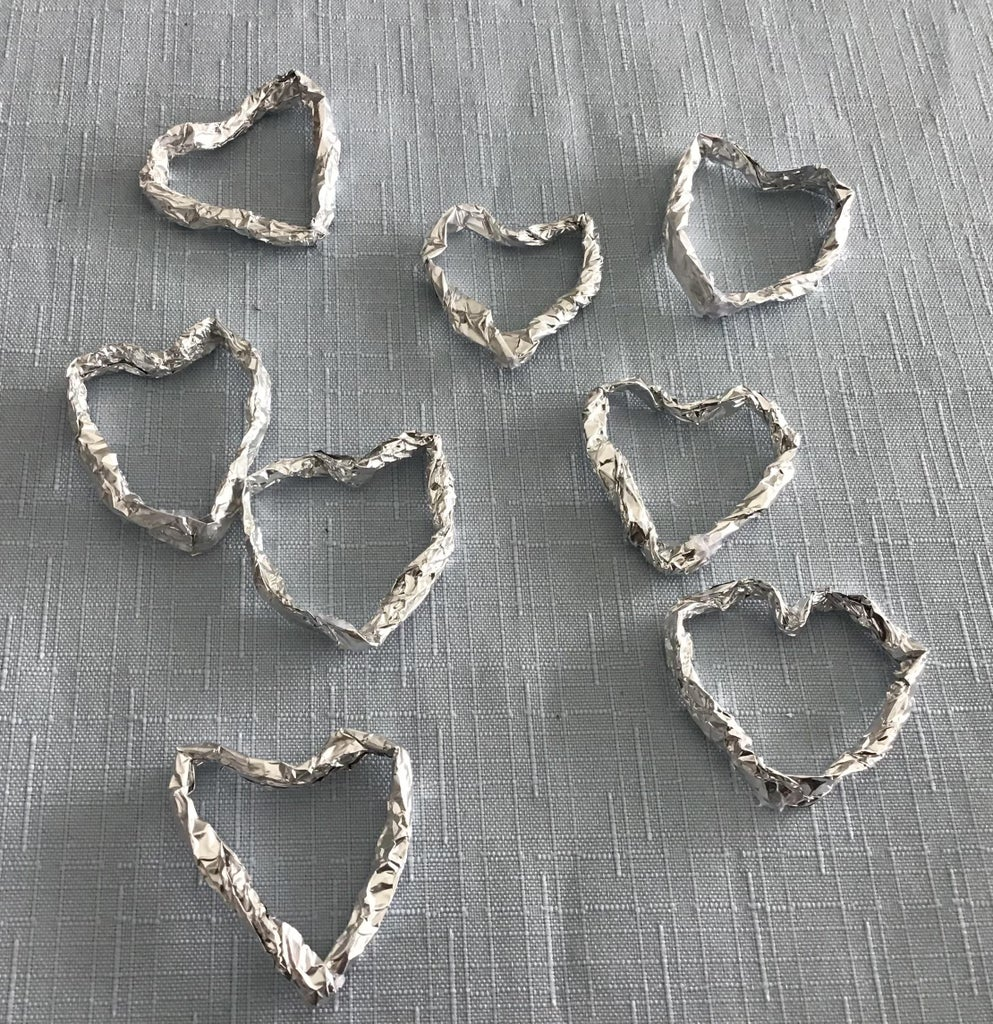 Making the Hearts