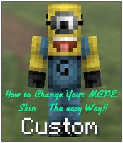The ~~SIMPLE~~ Way to Get Skins on MCPE