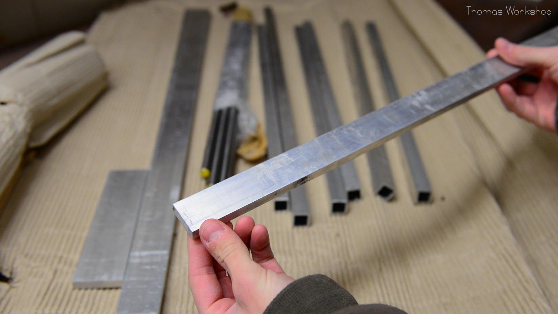 Materials, Parts, Tools