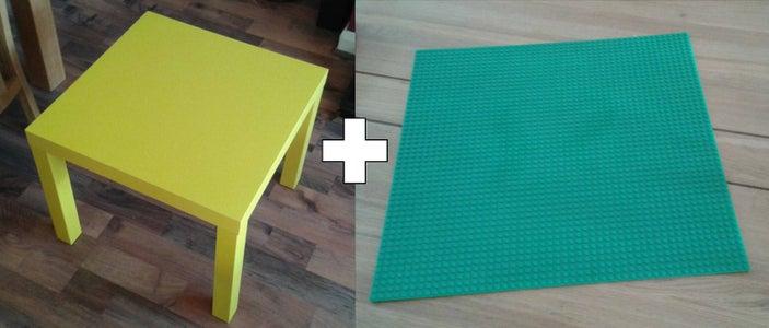 Lego-Table