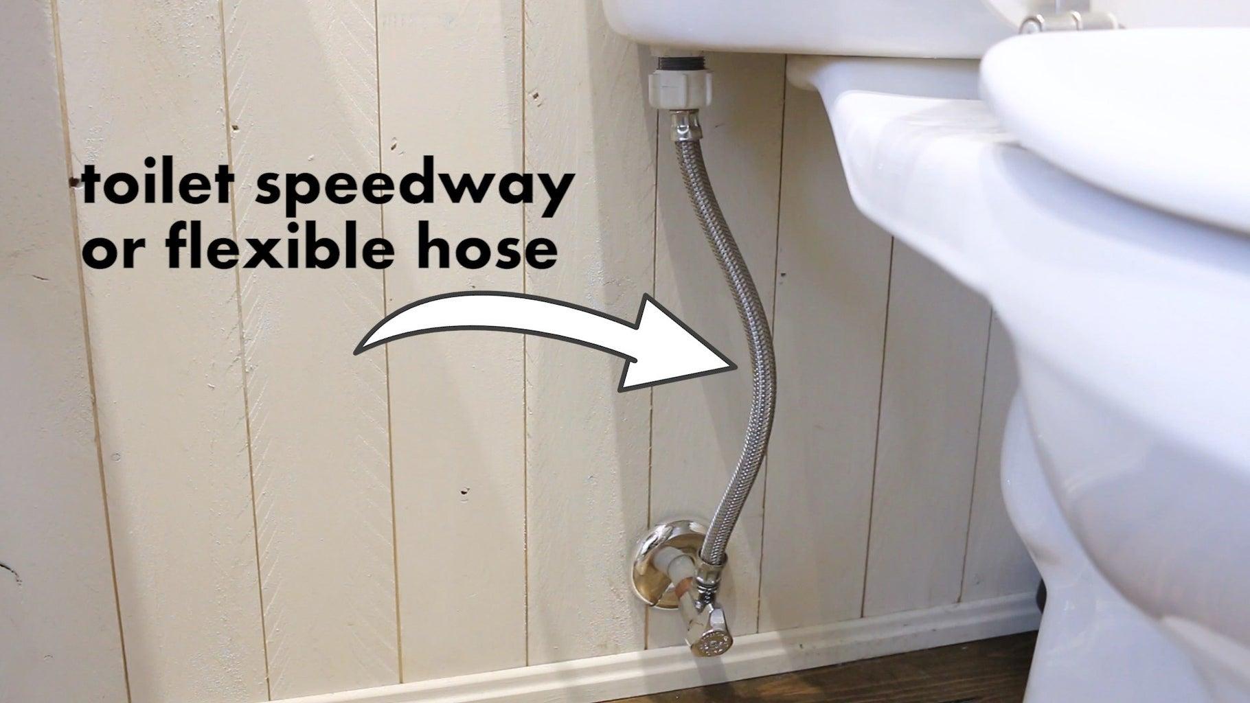 Reusing Flexible Hoses (speedways)