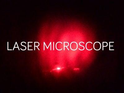 Laser Microscope & Laser Diffraction