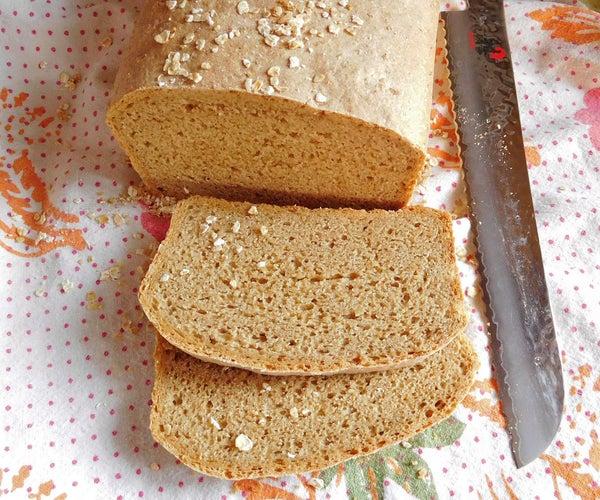 Grandma's Oatmeal Bread