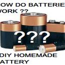 How Do Batteries Work? (+DIY Homemade Battery)