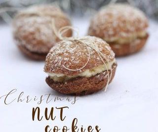 Christmas Nut Cookies