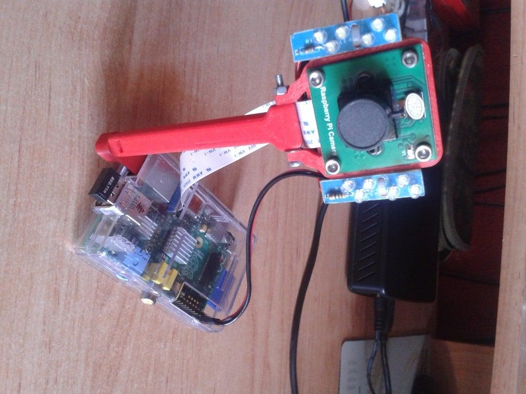 Octoprint on the Raspberry Pi