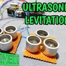 ULTRASONIC LEVITATION Machine Using ARDUINO