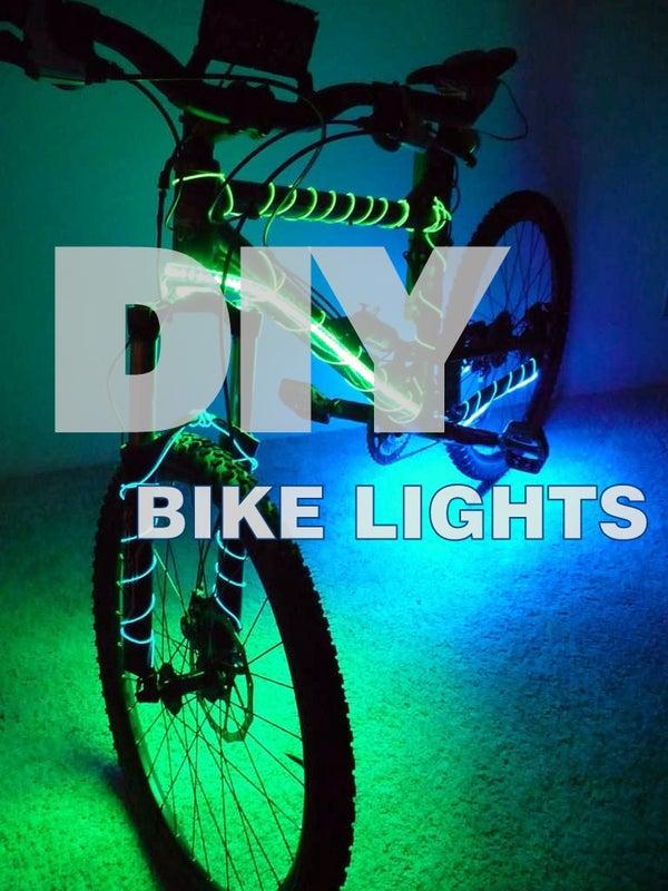 DIY Bike Lights