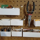3d Printed Pegboard Boxes Using Tinkercad