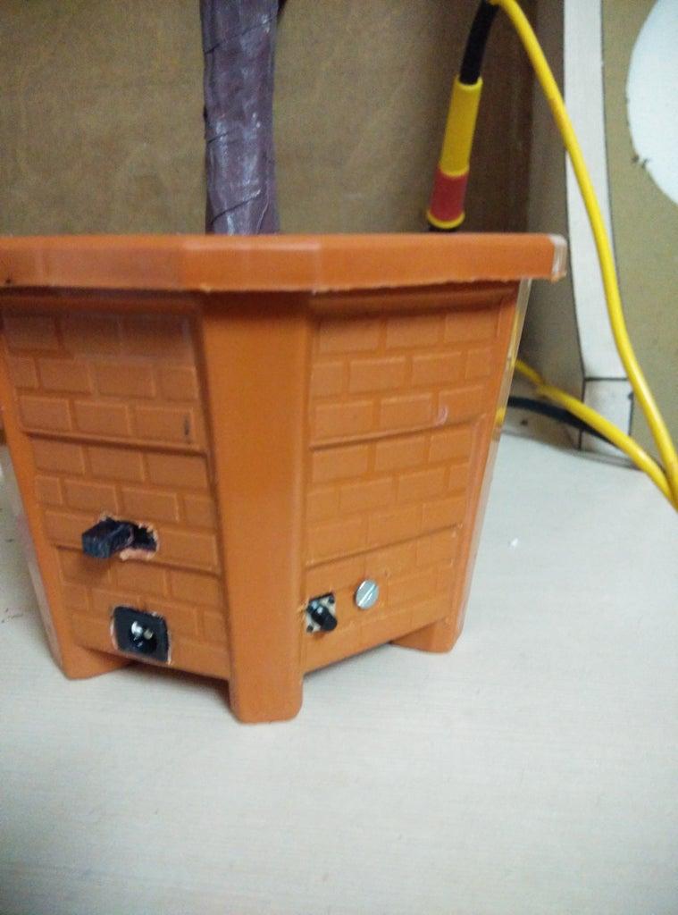 Prepare Circuit and Pot Enclosure