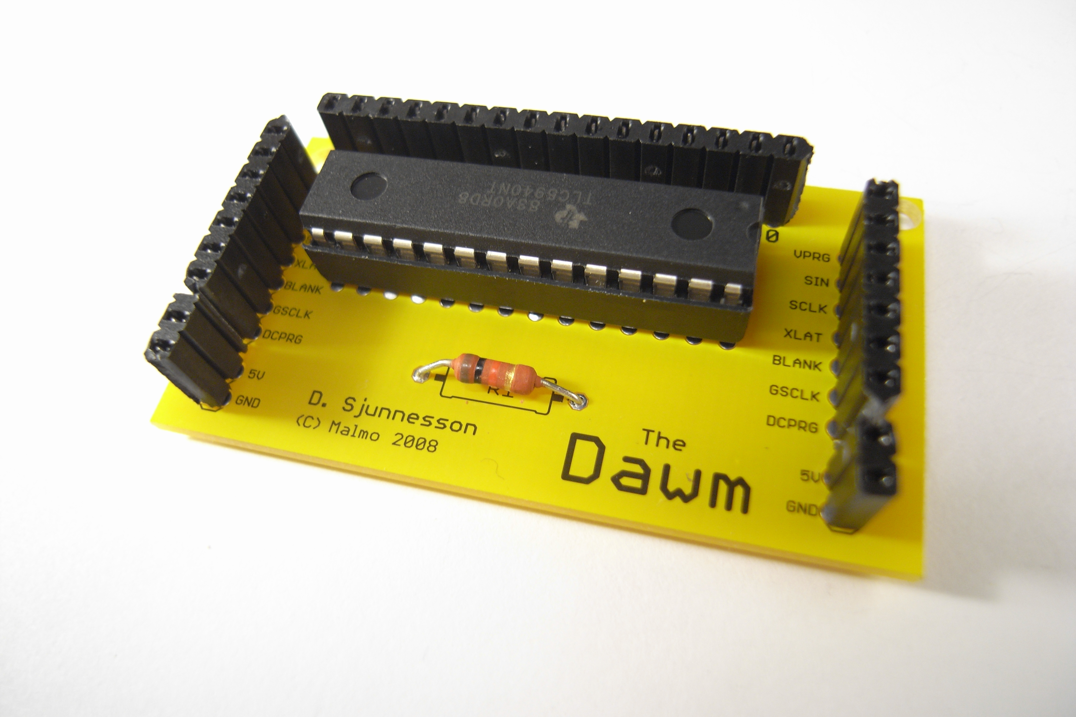 The Dawm
