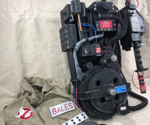 Ghostbuster Costume [1984 Version]
