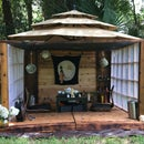 Tiny Traveling Tea House (II)