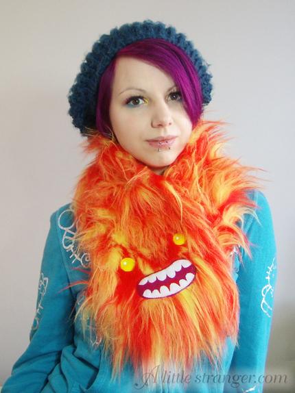 Creature scarf
