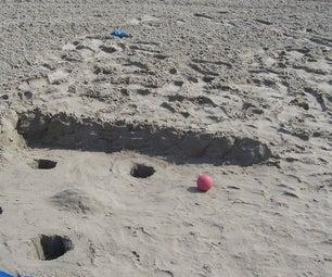 """""""Beach Ball"""" Game"""
