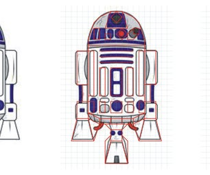 How to Draw Pictures and Create Fonts Using the Doodle Bot Sample Code