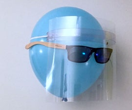 QuickShield Face Shield for Covid-19