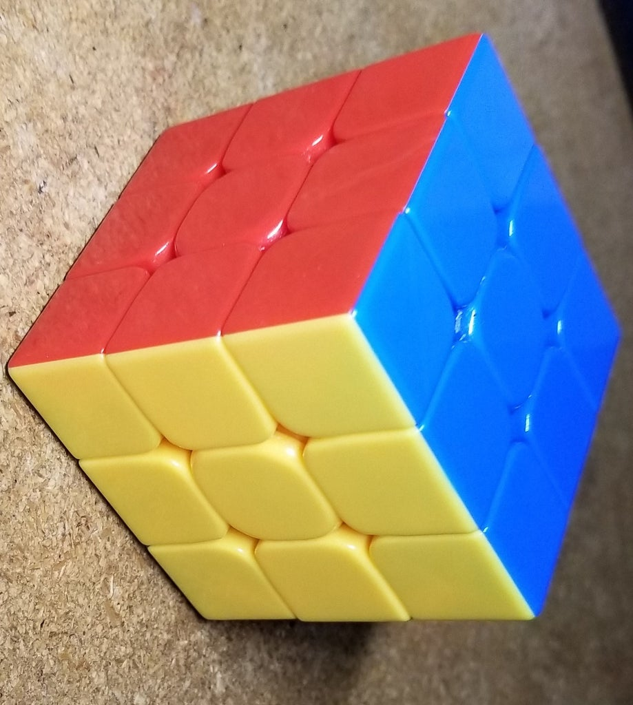 How to Solve a Rubik's Cube (For Goofs)