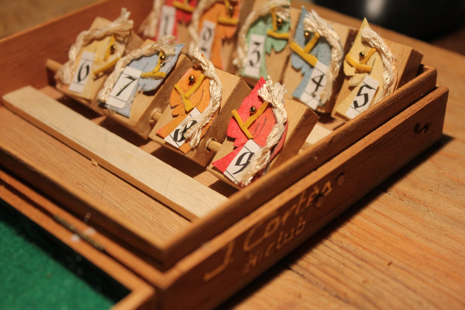 From the Cod Banks to the Classroom - Shut the Box Game