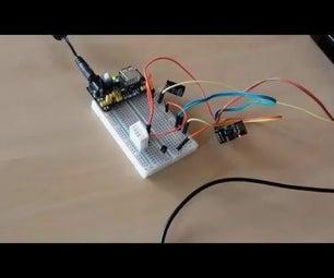 ESP8266 WiFi DHT22 Humidity Sensor (Plug and Play)