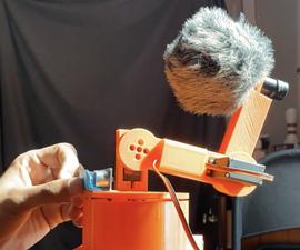 Robotic Boom Arm