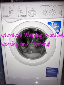 The First Wash Cycle