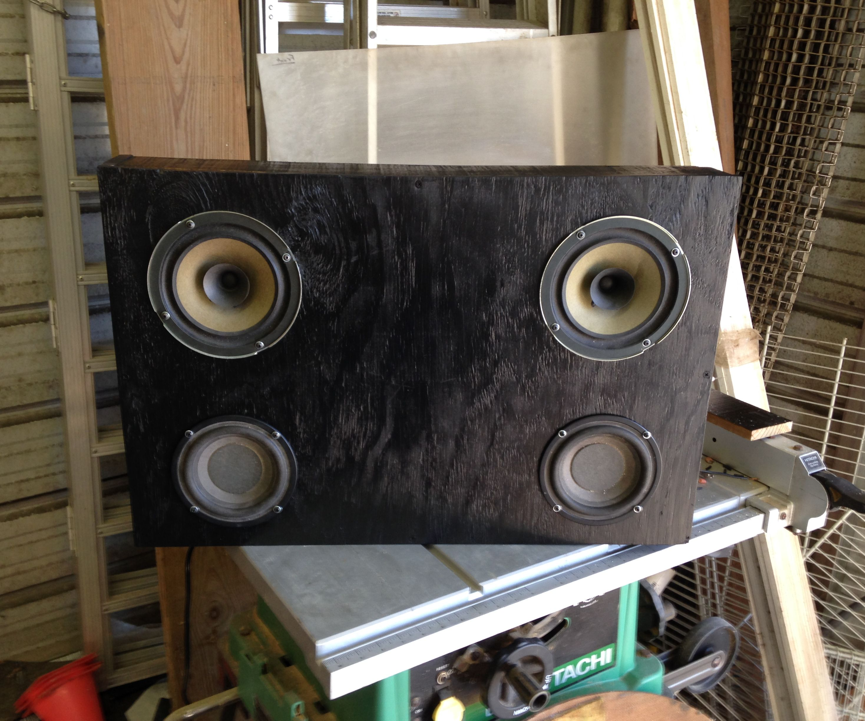 Cheap Bluetooth Stereo System