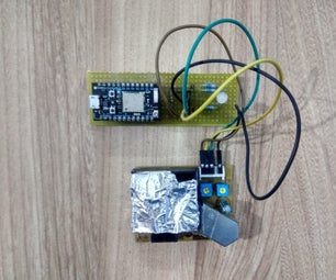 Air Quality Monitoring Using Particle Photon