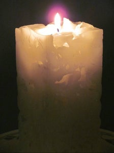 Ice Candles (Using Ice in Candle Making)