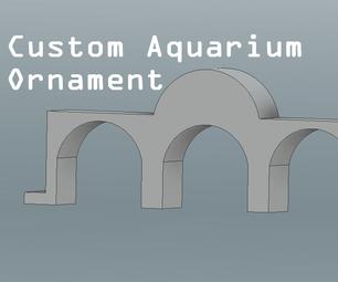 Custom Aquarium Ornament