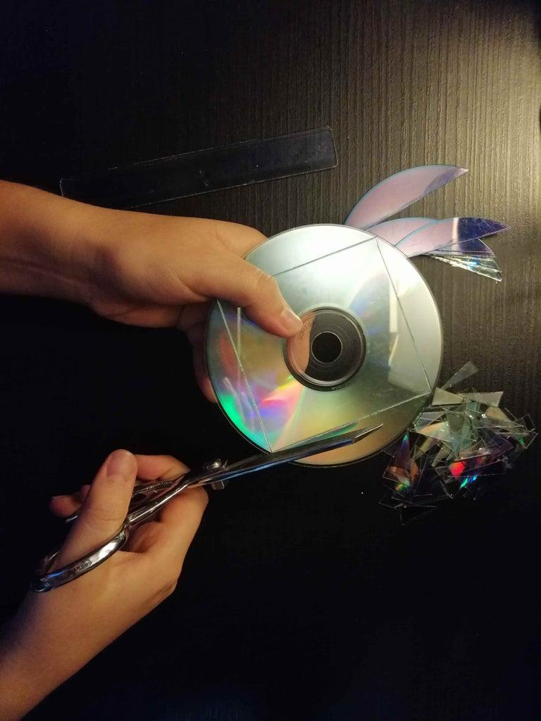 Cut CDs