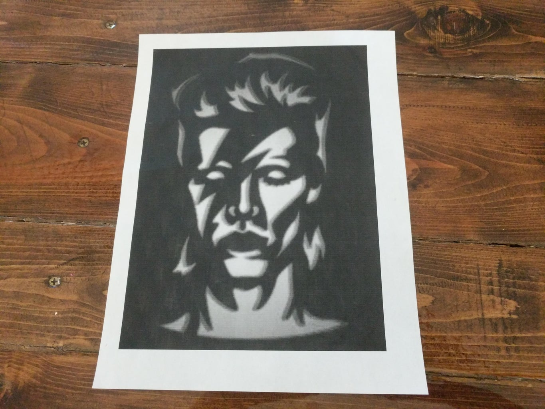 David Bowie Jack