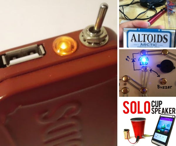 Electronic Begginers Instructables