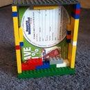 LEGO Air soft target
