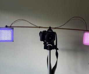 LED Camera Lights