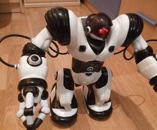 How to Control a ROBOSAPIENS Robot With Cayenne IoT