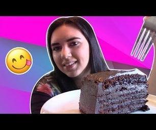 Easy Chocolate Layer Cake