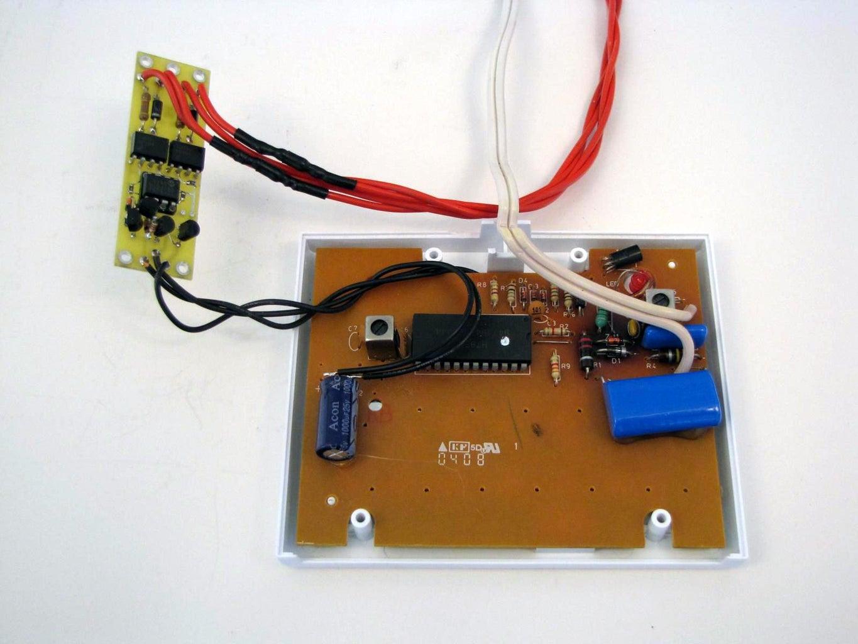 X-10 Mini Controller Modification