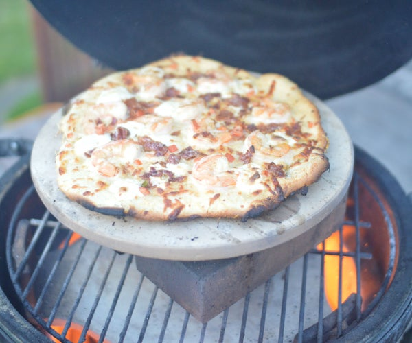 Keeping the House Chill- Pizza on the Grill!